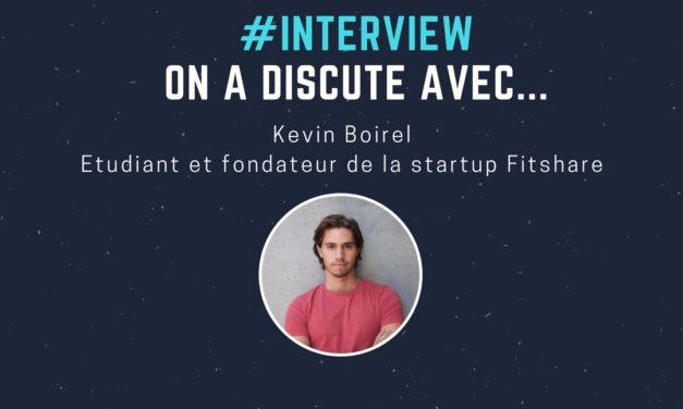 Cet étudiant Lyonnais a décidé de créer sa startup sport, découvrez son parcours!