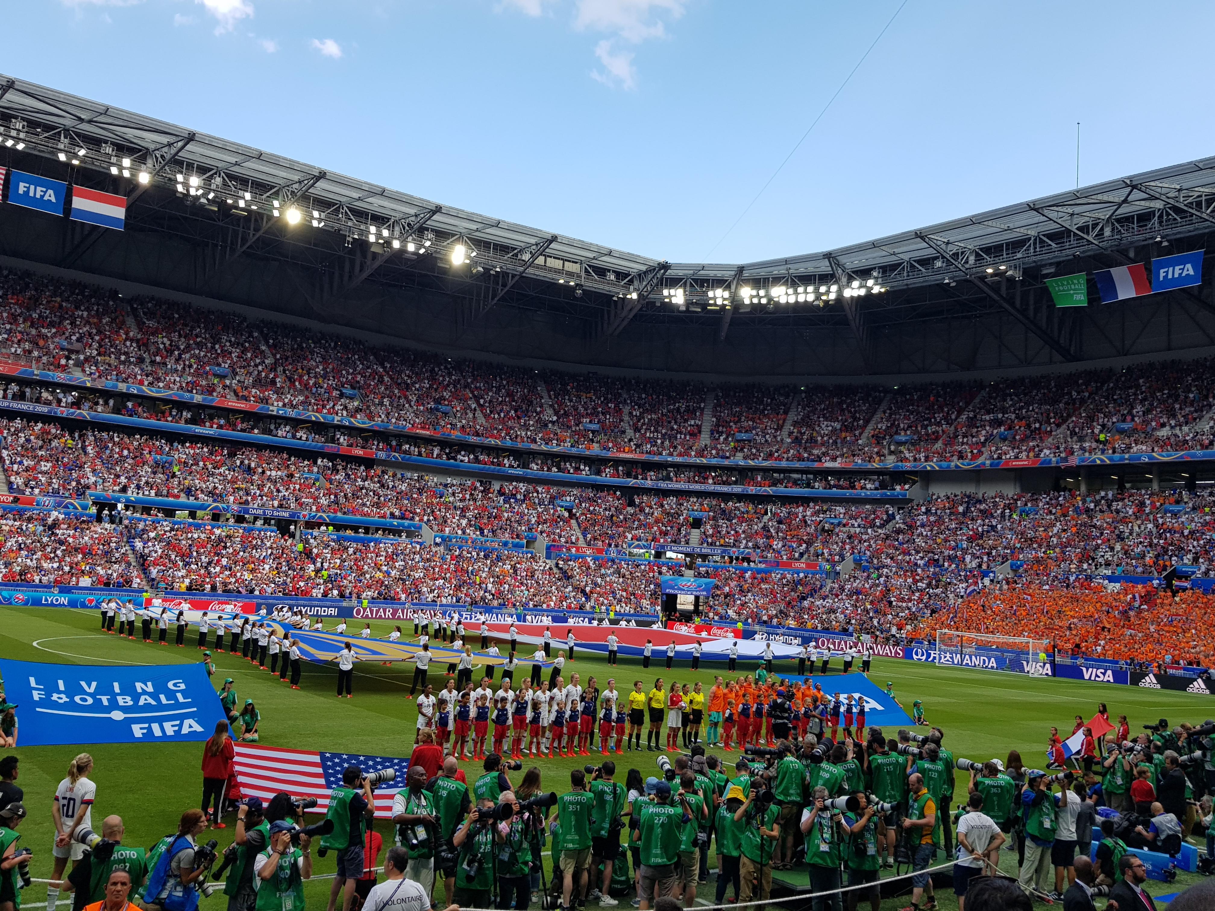 Storytelling, «behind the scene» et authenticité : les bonnes pratiques sur les réseaux sociaux pendant la Coupe du Monde féminine