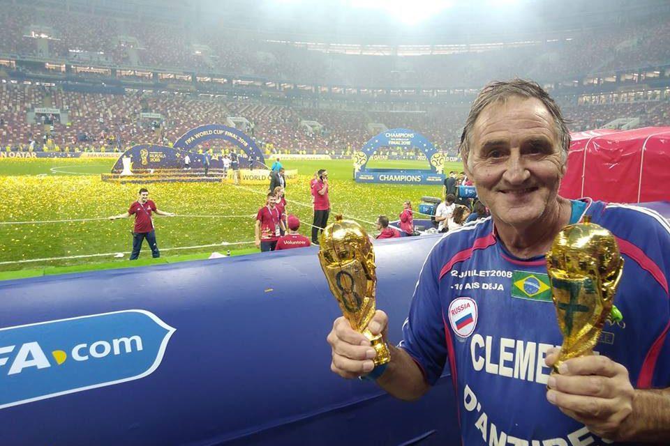 Clément d'Antibes : la Coupe du Monde racontée par un supporter légendaire