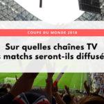 Coupe du monde en Russie en 2018 : ces dates des matchs à la TV à retenir