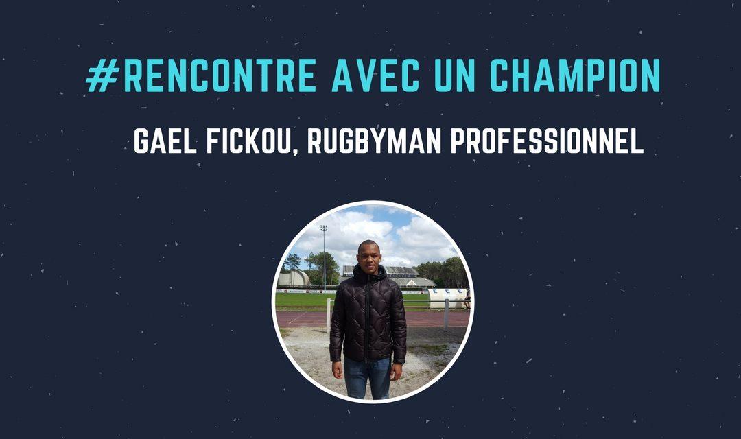 Gaël Fickou : Instagram, Twitter et le XV de France