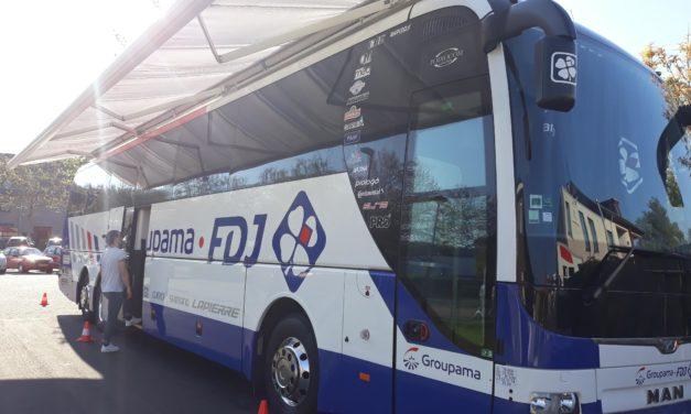 J'ai testé : un week-end avec la team FDJ à l'Amstel Gold Race