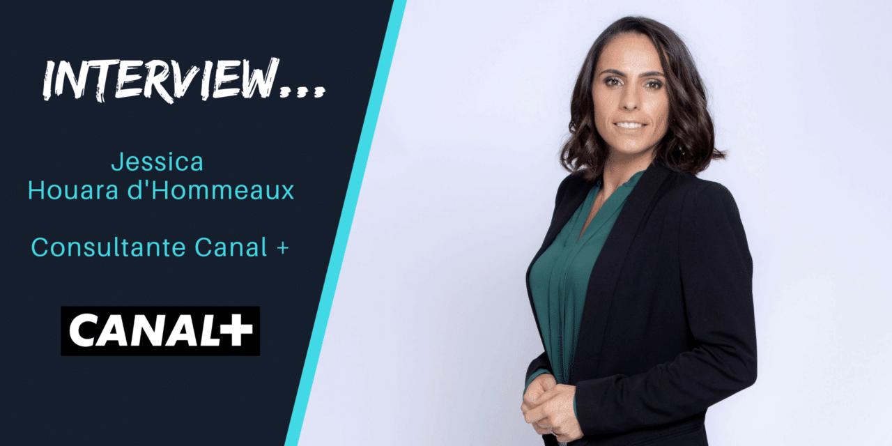 Jessica Houara-d'Hommeaux : «Si les Bleues font rêver toutes les petites filles, on peut s'attendre à un bel avenir pour le football féminin.»