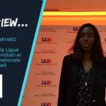 Nodjialem MYARO: «La communication est une compétence qu'il faut accompagner chez la sportive»