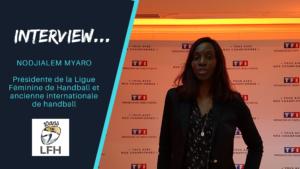 Interview Nodjialem MYARO