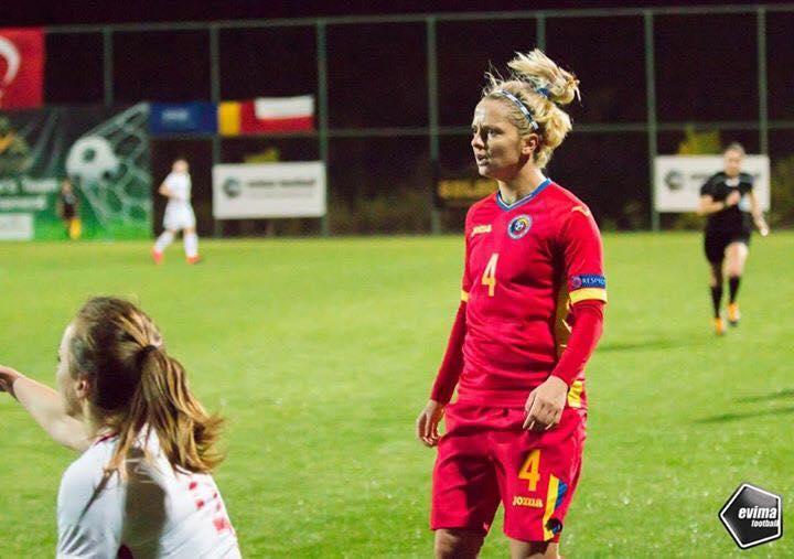 Loana Bortan football féminin