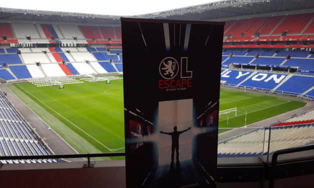 J'ai testé…l'escape game du Parc OL