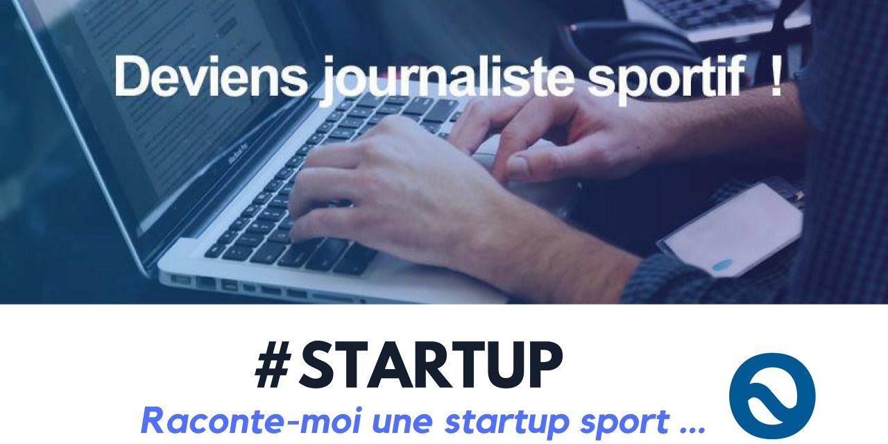 Cette startup permet aux passionnés de tous les sports d'écrire sur leurs passions