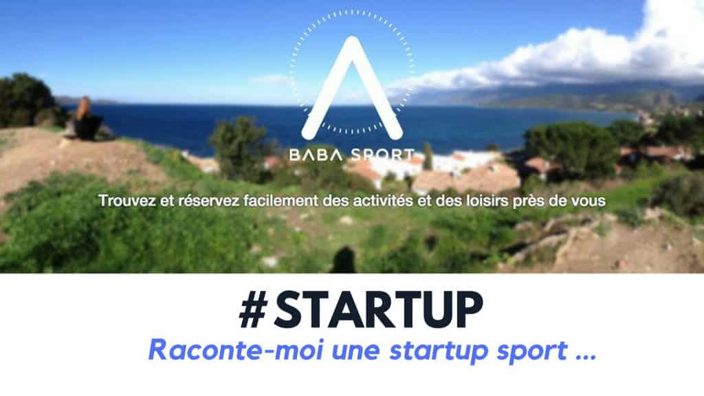 startup le Tremplin baba sport