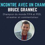 [eSport – FIFA] Bruce Grannec : «Que les clubs de foot recrutent leurs joueurs ça nous faisait rêver à l'époque!»