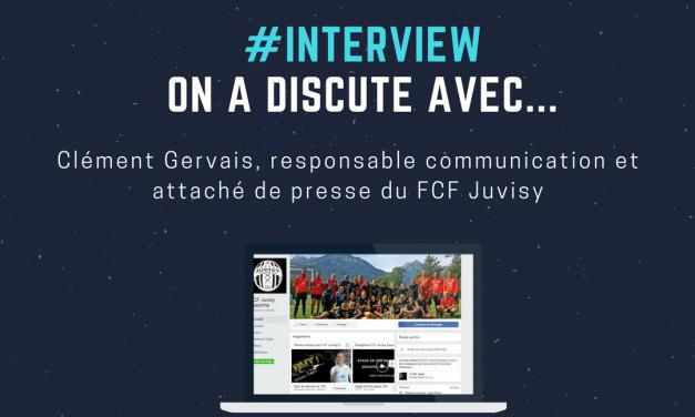 Clément Gervais : «Rapprochez-vous des clubs de football féminin, c'est l'avenir»
