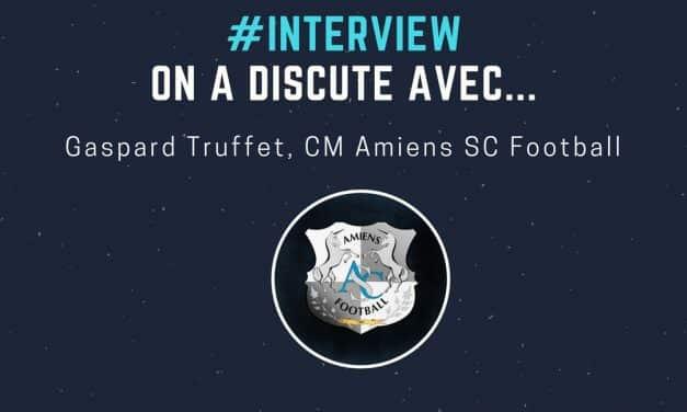Gaspard Truffet, community manager Amiens Football : «Grâce à nos tweets décalés on gagne des fans»