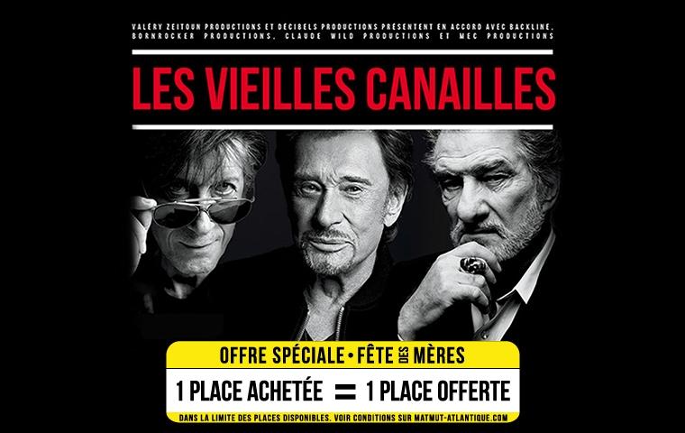 concert Johnny Halliday Bordeaux