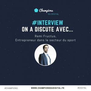 entrepreneur startup sport