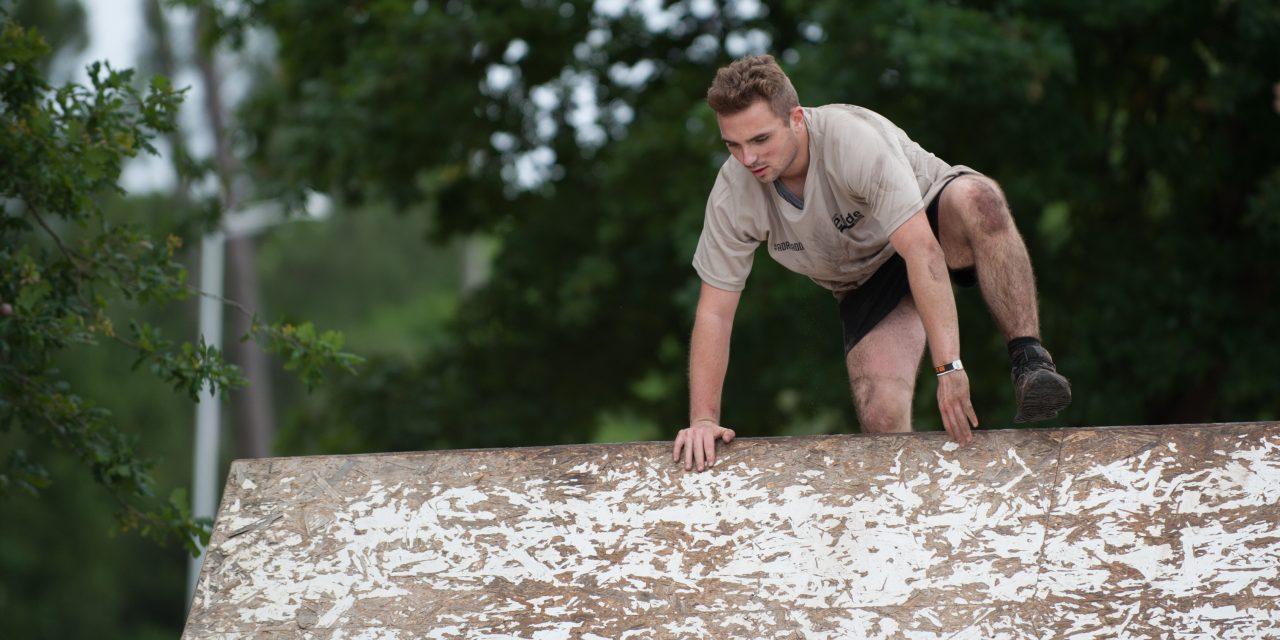 Cette course d'obstacles à Bordeaux va vous faire glisser, sauter, grimper!