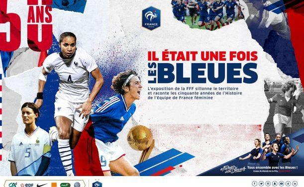 La FFF lance un musée dédié à l'histoire du football féminin