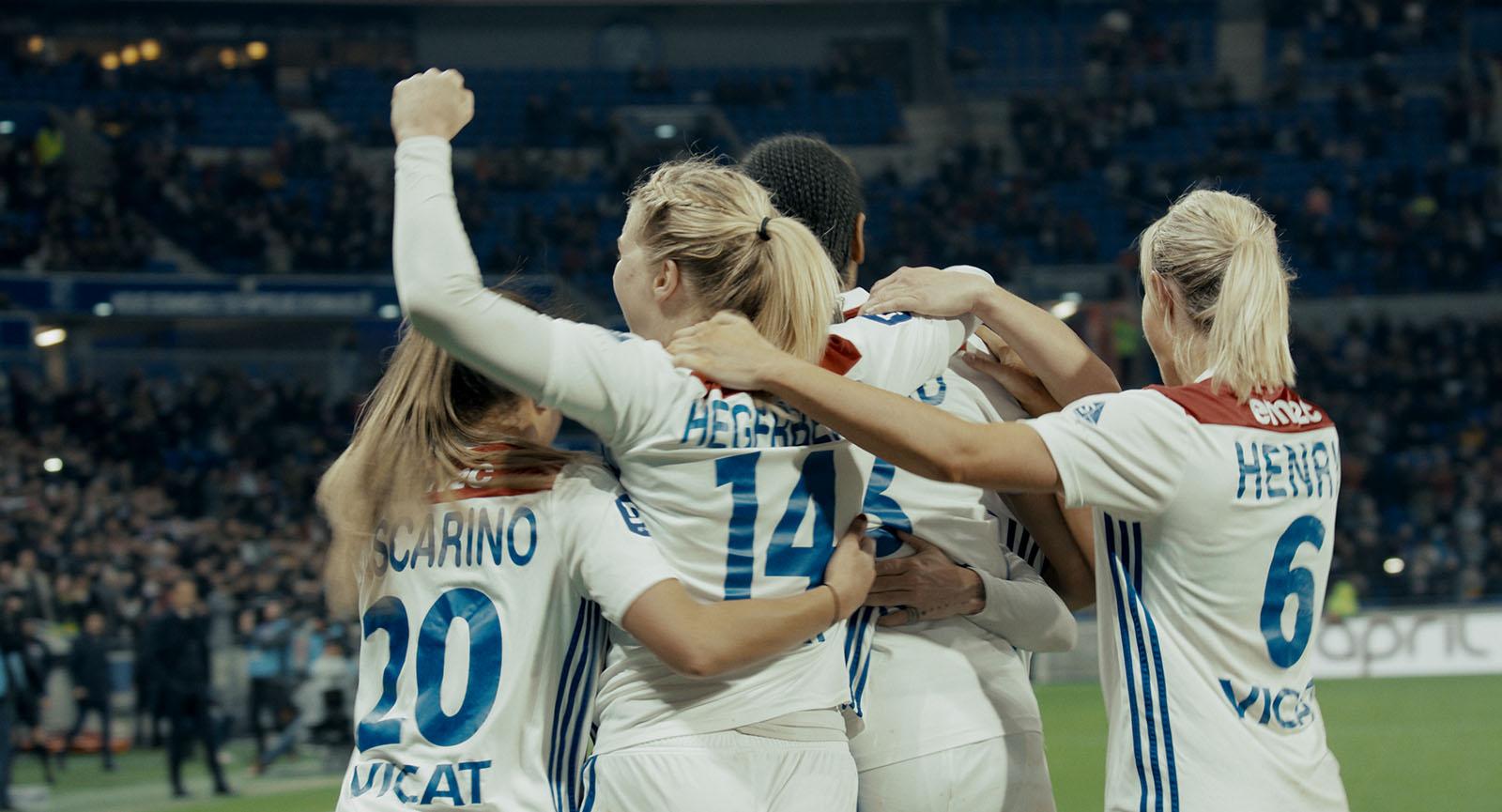 «Les Joueuses» : un documentaire qui met le football féminin de haut niveau dans la lumière