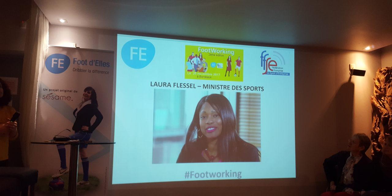 [Conférences Footworking]Pourquoi le sportif est un entrepreneur dans l'âme