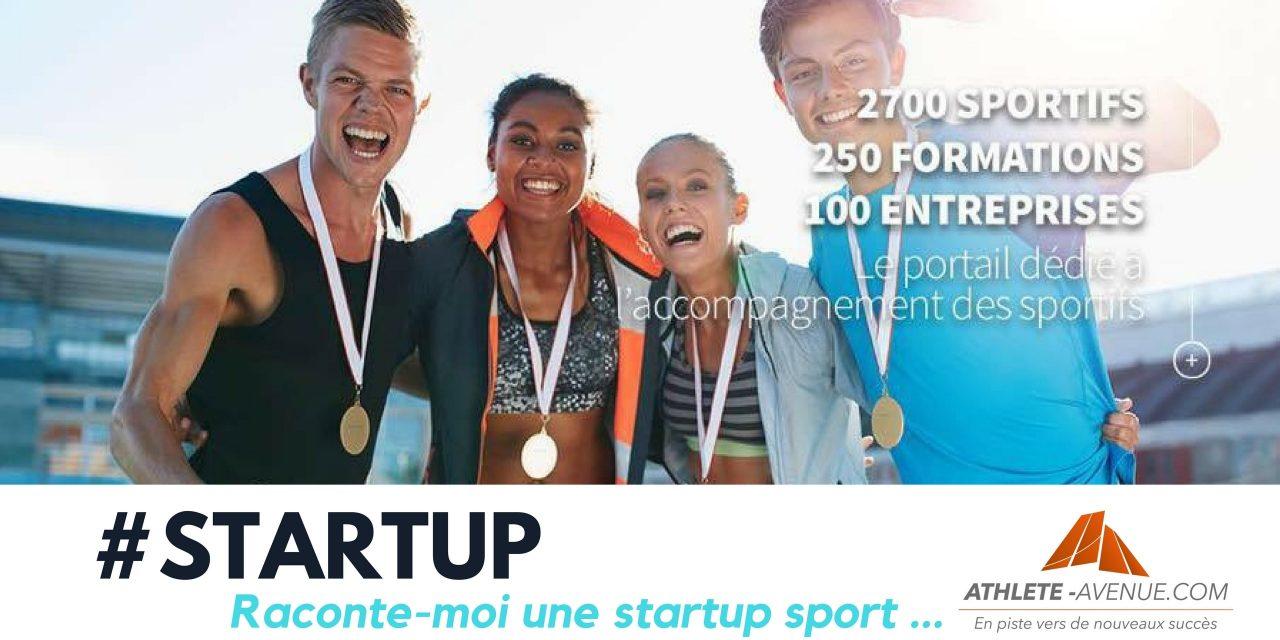 [Athlete-Avenue] «Entreprendre est un sport de haut niveau»