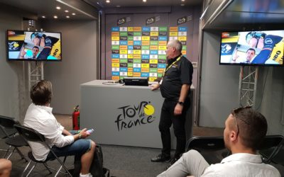 Au coeur du Tour de France : ce que vous n'avez pas vu !