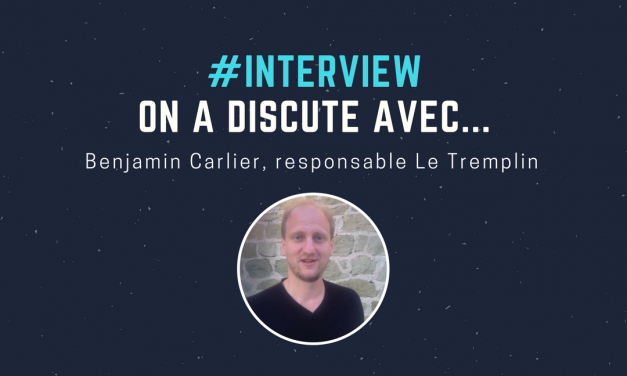 Benjamin Carlier « On a envie que la France soit une nation pionnière de l'innovation dans le sport »