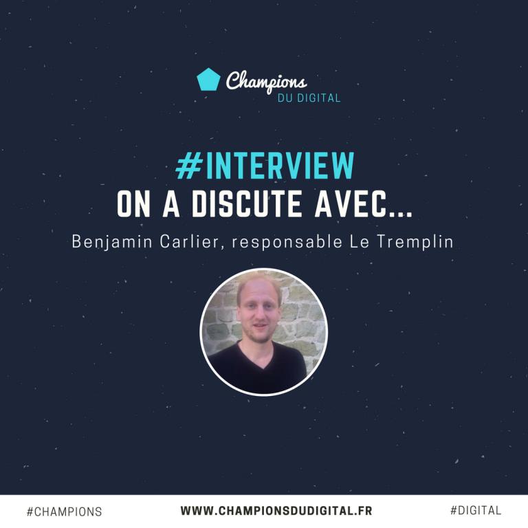 Benjamin Carlier « On a envie que la France soit une nation pionnière de l'innovation dans le sport »