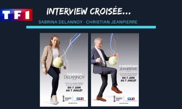 Sabrina Delannoy : «Il faut faire en sorte que les gens s'attachent à cette équipe de France»
