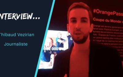 Thibaud Vézirian : «Avec les podcasts les joueurs se livrent naturellement»