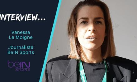 Vanessa Le Moigne «Il faudrait mettre en lever de rideau des matchs de football féminin»