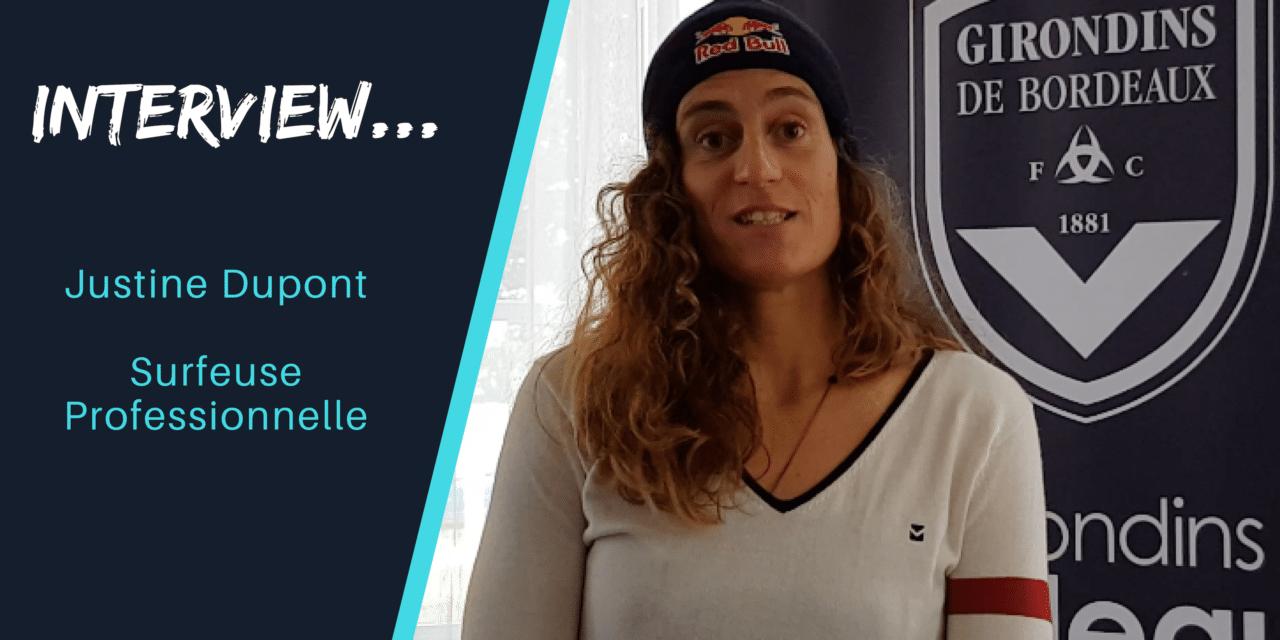 Justine Dupont : «Avec tous ces réseaux sociaux tu ne peux pas tricher sur qui tu es»