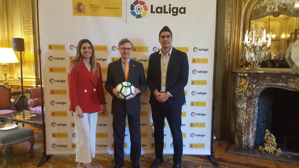 stratégie de marque La Liga