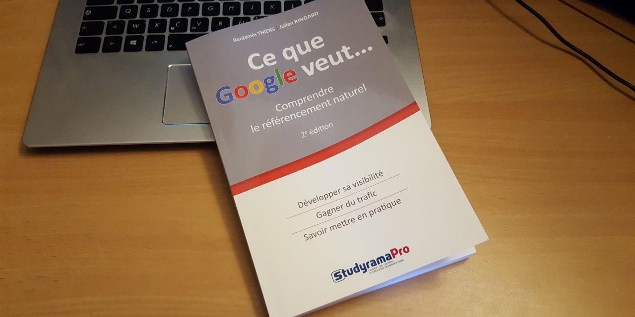 [Ce que Google veut] 3 conseils SEO pour les débutants