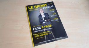 magazine marketing sportif