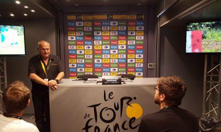 Digital et sport : Dans les coulisses du Tour de France
