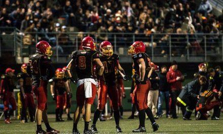 T.Visade : «le football américain est le sport le plus spectaculaire que je connaisse»