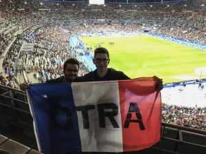 étude sur les supporters de football en Europe