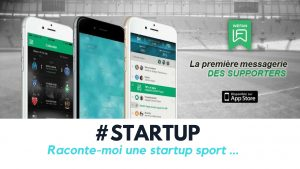 messagerie supporters startup
