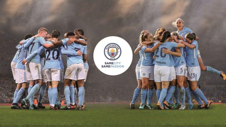 «Ce n'est pas du football masculin ou du football féminin, c'est juste du football» : l'excellente campagne de communication de Manchester City