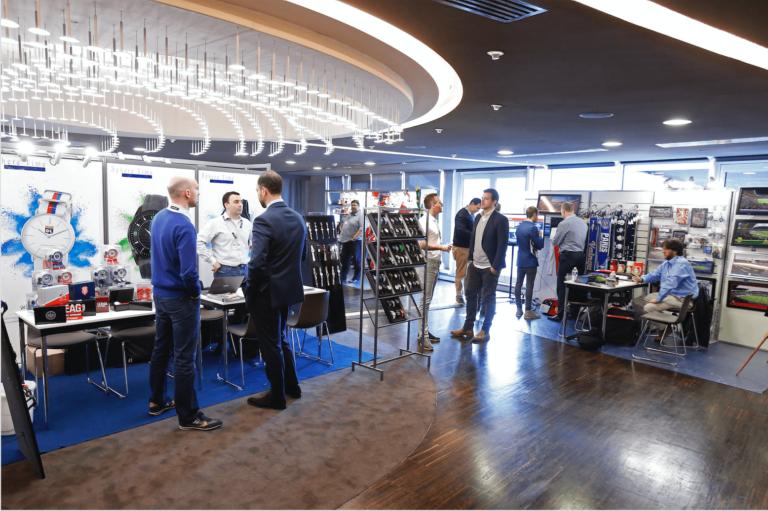 Salon sportem : «Nous avons pour ambition de viser le sport business international»