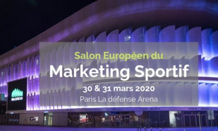 Salon Sportem 2020 : le salon européen du marketing sportif arrive à Paris La Défense Arena les 30 et 31 mars