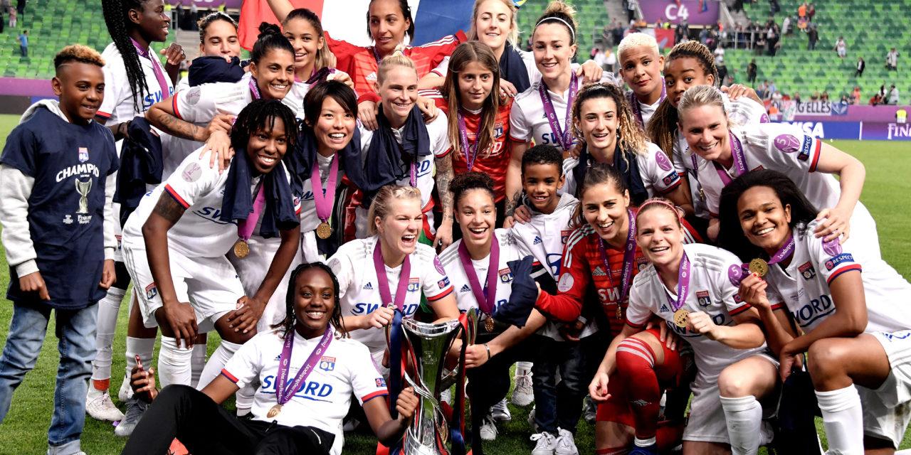 Notoriété, visibilité et préférence de marque : voici pourquoi l'équipe féminine de l'OL intéresse les marques à l'international