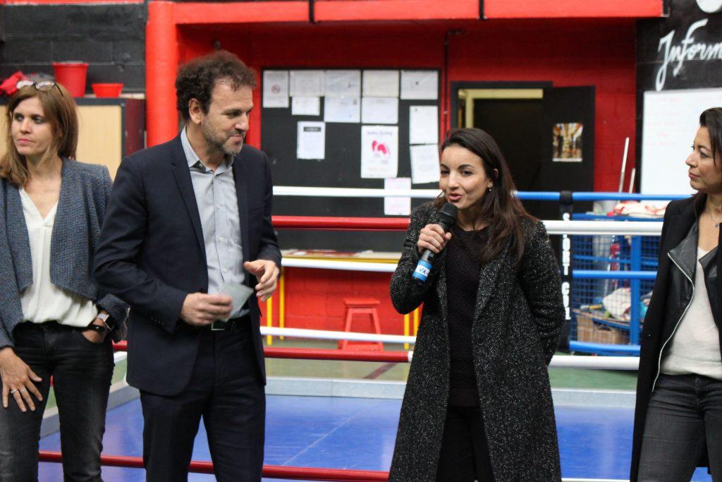 Promouvoir le sport féminin en supportant une chaîne de social sponsoring