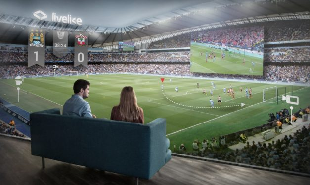 Manchester City lance une application football en réalité virtuelle