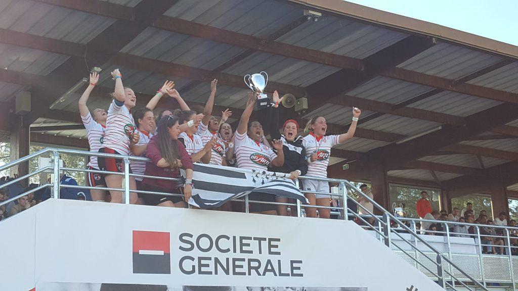 université de Rennes 2 rugby féminin