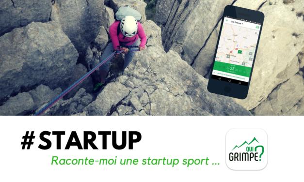 [Startup] Qui Grimpe? : une application communautaire dédiée aux fans d'escalade