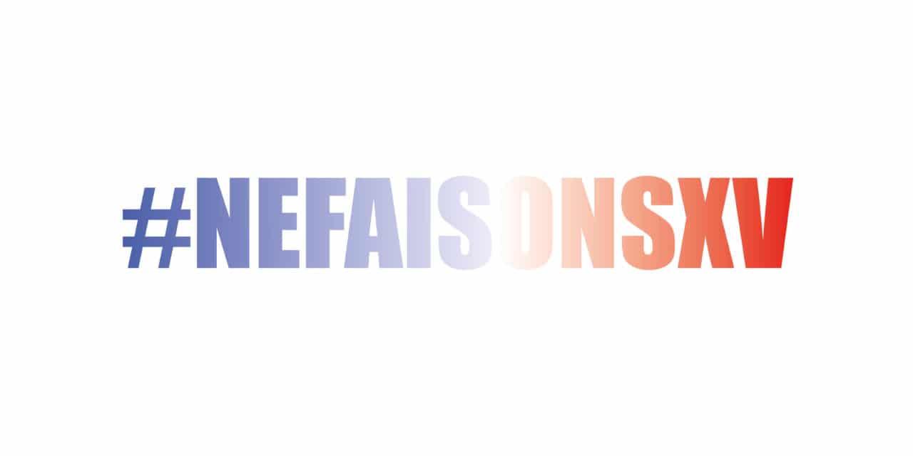 #NeFaisonsXV : Au coeur de la stratégie social media de la Fédération Française de Rugby