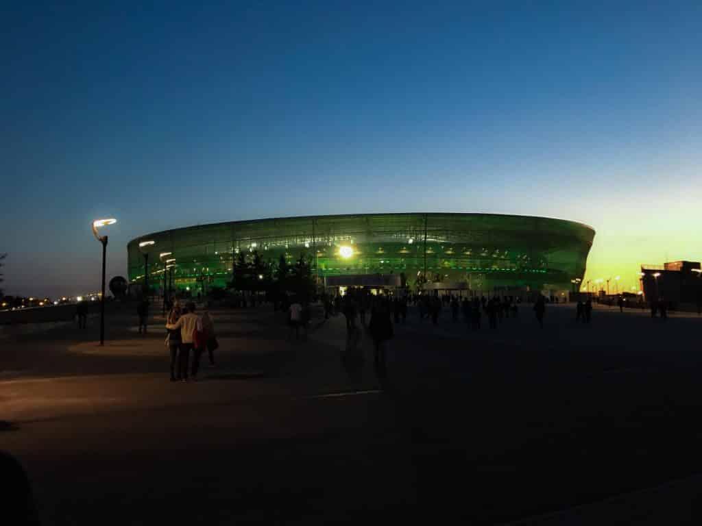 stade football Europe