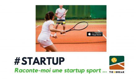 [Startup sport] Alexis Jamin : «Avec Tie Break j'ai pu transformer ma passion en un métier»