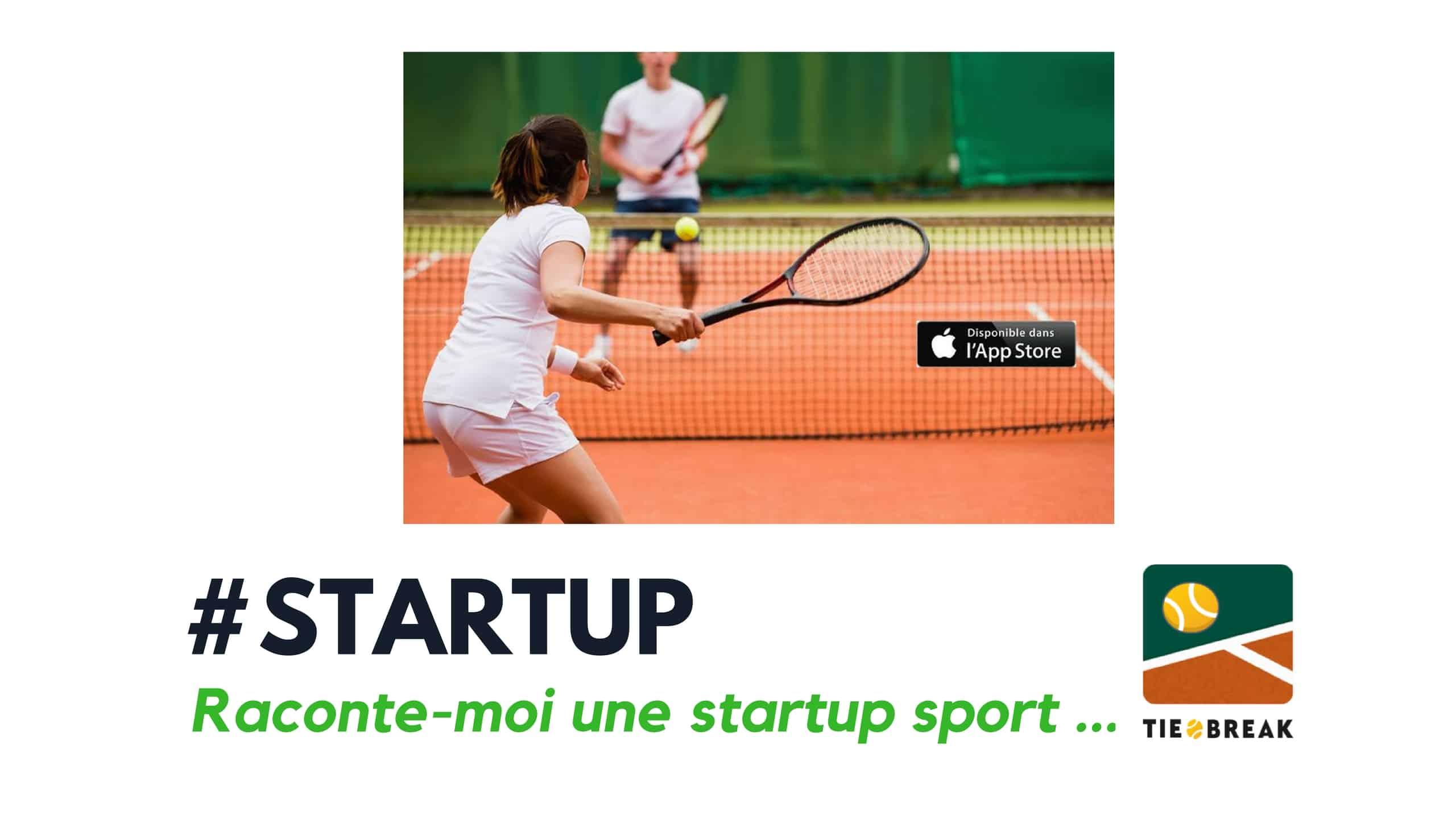 startup sport tennis